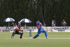 Under 19 World Cricket series on campus by Lincoln University NZ, via Flickr