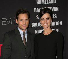 Twilight star Peter Facinelli has confirmed his engagement to Jaimie Alexander. Facinelli was previously married to Beverly Hills 90210 star Jennie Garth.