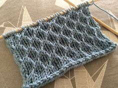 4 Crochet Tips to Remember Knitting Stiches, Knitting Charts, Loom Knitting, Free Knitting, Crochet Stitches, Knitting Patterns, Crochet Patterns, Crochet Wool, Tunisian Crochet