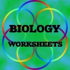 Here is a big collection of biology worksheets for you to use with your students. Sections include: 1) the building blocks of biology (cells, classification) 2) biology kingdoms (monera, protista, fungi, plantae, animalia) 3) ...