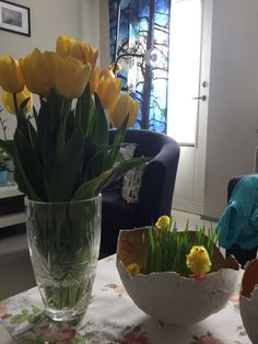 #Easter #decoration #egg #plaster