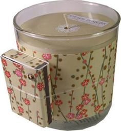 Jen Lew Cherry Blossom Candle