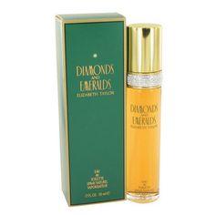 Diamond Emeralds By Elizabeth Taylor For Women EDT 1.7 Oz