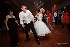 Jennifer Childress Photography | Lucien's Manor | Wedding | Berlin Township, NJ | Carl Alan Floral Design | Bride and Groom | Dance Floor                 www.jennchildress.com