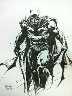 David Finch   Dave Finch   Comic Art   https://pbs.twimg.com/media/BObbXthCAAEXy6r.jpg:large