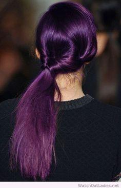Zanviol's Hair color
