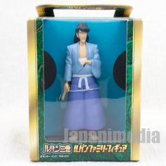 Lupin The 3rd Third Family Figure Goemon Banpresto JAPAN ANIME MANGA
