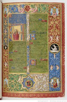 Breviarium Strigoniense. | Gallica