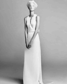 Presenting Viktor&Rolf Mariage Fall/Winter 2017 collection. The first bridalwear collection in partnership with Justin Alexander, a global name in wedding dress design. Viktor&Rolf Mariage represents Viktor&Rolf's artistic interpretation of bridalwear,. Stone Fox Bride, 2017 Bridal, Bridal Gowns, 2017 Wedding, Fall Wedding Dresses, Wedding Gowns, Boho Wedding, Bridal Collection, Dress Collection