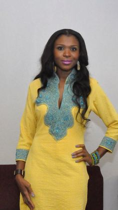 EFURA African Dress by AFRICANISEDSHOP on Etsy