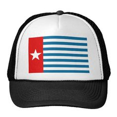 Morning Star Flag of West Papua