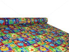 Nyomott mintás pamut-poliészter méteráru - 1084 - kevert szálas - Peter's Textil lakástextil kis- és nagykereskedés