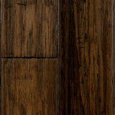9 16 Quot X 5 1 8 Quot Antique Strand Handscraped Bamboo Morning