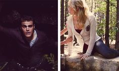 Caroline was all ready and willing to jump into that well full of vervaine for him....