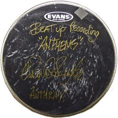 Backstage Auctions Announces Line Up for The 2014 Rock Gods and Metal Monsters Auction.  The online event will include over 700 pieces of rare hard rock and heavy metal memorabilia featuring Anthrax, Megadeth, KISS, Black Sabbath, Def Leppard, Van Halen, Pantera, Motley Crue, The Cult, Helmet, Nickelback, Overkill, Ozzy, White Zombie and more.   Click for more info.