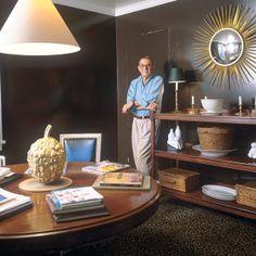 albery hadley interior design | Albert Hadley, American Interior Designer