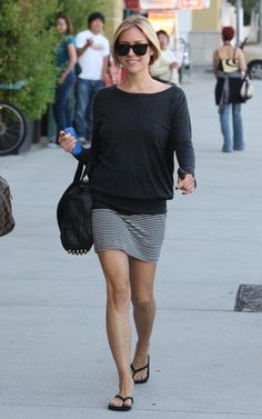 Kristen Cavallari wearing VINCE (Top)