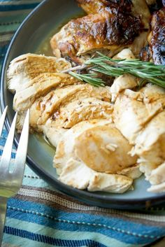 Spatchcock Honey Mustard Roasted Chicken is a delicious, quicker way to roast a whole chicken without cutting it completely into parts. Easy Healthy Recipes, Easy Dinner Recipes, Low Carb Recipes, Vegetarian Recipes, Turkey Recipes, Chicken Recipes, Make Ahead Appetizers, World's Best Food, Latest Recipe
