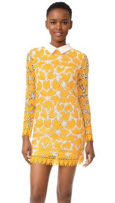 Endless Rose Long Sleeve All Over Lace Dress - Marigold by: endless rose @Shopbop Continue reading...