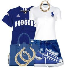 blinged out dodger tennis shoes - Google Search