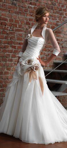 E0351 abiti da sposa ego 2013 vestito intero