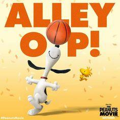 ALLEY OOP!...THE PEANUTS MOVIE