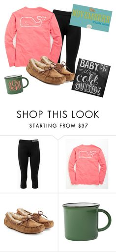 """Thanksgiving contest set #2"" by prepallday ❤ liked on Polyvore featuring NIKE, Vineyard Vines, UGG Australia and 5setsofthanksgiving"