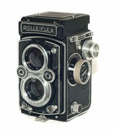 Rolleiflex Carl Zeiss Tessar 75mm f3.5 Made in W.Germany