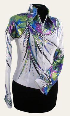 ♥ Beautiful show blouse