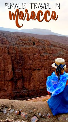 Traveling Morocco as a woman is equal parts exhilarating and exhausting. Is it right for you? Click to read about my experience and see my advice for making it a more pleasant, trouble-free experience #morocco #guide