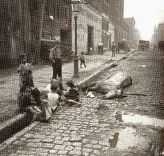 Living in the Tenement Districts By: Kaitlin Ahlenius by kate2187, via Flickr