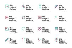 The Project Factory sub-brands