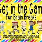 "This unit contains over 66 Brain Break ideas from Dr. Jean herself. Store all the brain breaks using the provided ""locker room.""  Cards are organize..."