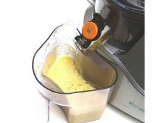 7 ricette con il cestello a maglia fine del vostro estrattore