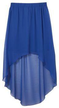 #newlook.com              #Skirt                    #Look #Mobile #Blue #Chiffon #Skirt                 New Look Mobile | Blue Chiffon Dip Hem Skirt                                  http://www.seapai.com/product.aspx?PID=1843035
