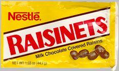 Nestle Raisinets