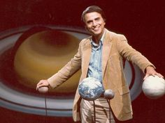 Carl Sagan (papers donated to Library of Congress)