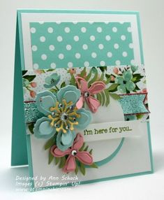 Botanical Builder for Pals Paper Arts | The Stampin' Schach | Bloglovin'