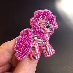 Брошь Little Pony