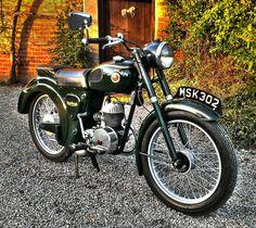 1956 Francis Barnett 150cc