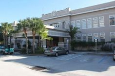 The Henegar Center, the former Melbourne High School building built in 1925, was remodeled in the 1980's and is now home to the Melbourne Civic Theatre | Brevard County, FL