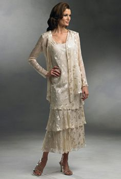 Cameron Blake....this is a simple, elegant mother of the bride dress!