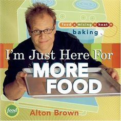 I'm Just Here for More Food: Food x Mixing + Heat = Baking, http://www.amazon.com/dp/1584793414/ref=cm_sw_r_pi_awd_fm-msb11P8XW2