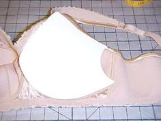 Everyday Solutions for Breast Cancer Survivors, How to add a pocket to a regular bra to make it into a mastectomy bra. Breast Cancer Cards, Breast Cancer Survivor, Breast Cancer Awareness, Post Mastectomy Bras, Mastectomy Swimsuits, Sewing Pockets, Diy Bra, Bra Pattern, Cancer Facts