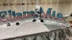 Childrens Name Sign - Custom name and colors available. Great for a birthday party dessert table or candy buffet. #bestofEtsy #etsyretwt