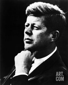 John F. Kennedy Photo at Art.com