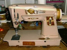 Vintage Sewing Machines: Singer 500a Will Not Form Zig Zag Stitch