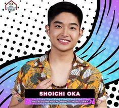 Shoichi Oka Biography, PBB Latest Mix Photo, Star Magic, Dance Teacher, School Dances, Filipina, Pinoy, Pre School, Biography, Photo Credit
