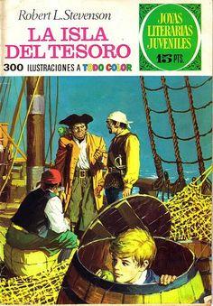 La isla del tesoro. http://cheriosky.blogspot.com.es