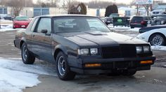 AMERICAN MUSCLE CARS,INC PRESENTS 1987 BUICK GRAND NATIONAL FOR SALE- -ONLY 47,000 ORIGINAL MILES -ONE OWNER CAR -EASY FINANCING CALL US TODAY 847 485 8449 http://www.justamericanmusclecars.com/inventory_detailed.php?cid=1222